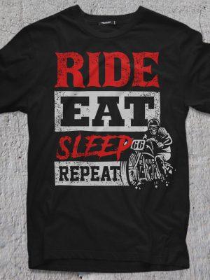 RIDE EAT SLEEP REPEAT