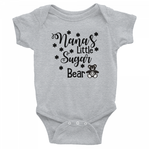 Nana's little sugar bear